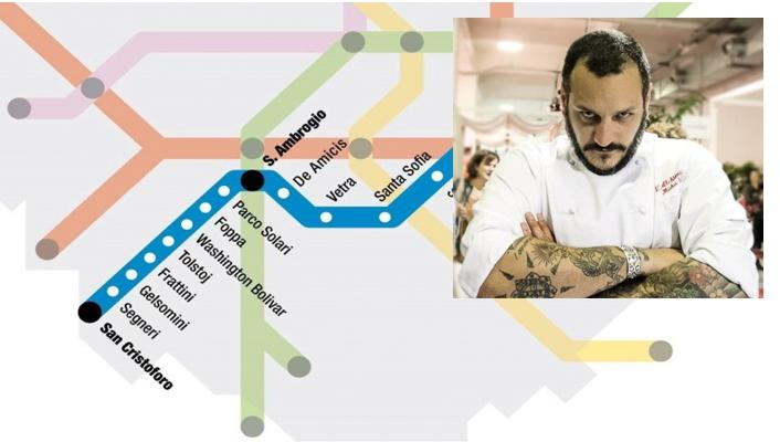 I lunghissimi lavori (88 mesi di cantiere davanti al locale!) per la metropolitana 4 milanese costringono Misha Sukyas a chiudere il suo Spice, a soli 9 mesi dall'apertura. Per lui prestissimo dovrebbe però esserci un nuovo indirizzo, una chef's table all'interno di un importante hotel