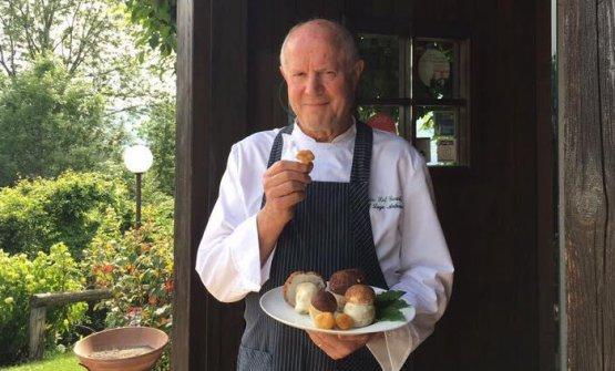 Antonio Dal Lago, chef del Casin del Gamba