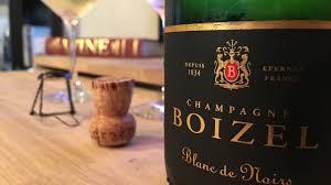 Lo Champagne Boizel Blanc de Noirs è il preferito