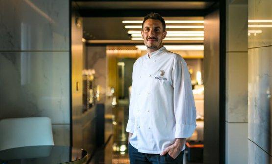 Luca Ludovici, Fiuggi, classe 1986, chef diLiòn