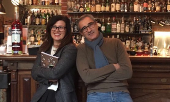 Martina Liverani e Riccardo Felicetti