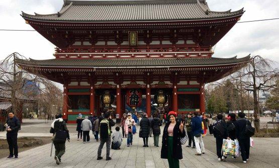 In viaggio in Giappone