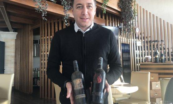 Francesco D'Onofrio: «Puntiamo alla longevità dei nostri vini»
