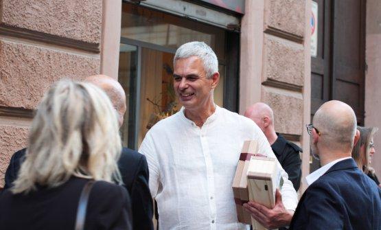 Pietro Leemann, 58 anni. AprìJoiaAlta Cucina