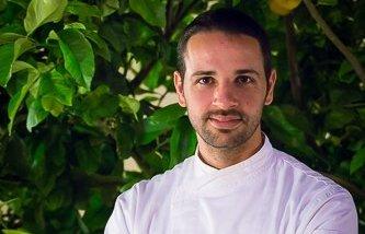 Emanuele Russo, chef a Le Lumie di Marsala (Trapani)