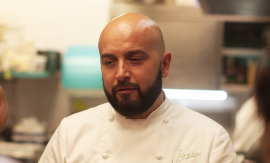 Sauro Ricci, co-chef di Joia