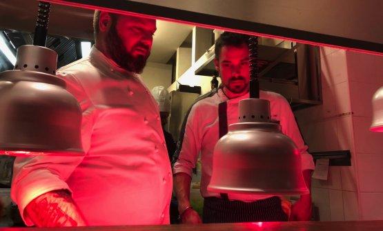 STARDUST. Matteo Torretta and Federico Comi, chef