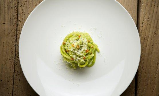 Aglio, ojio & Co.: la ricetta primaverile di Franc