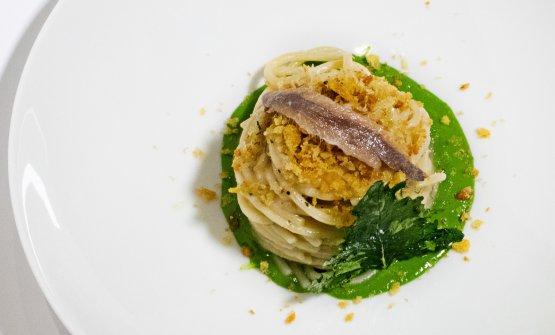 Pasta con le sarde: la ricetta estiva di Giuseppe