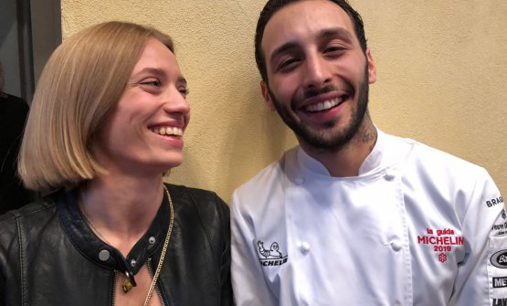 Isabella Potì e Floriano Pellegrini, Bros, Lecce