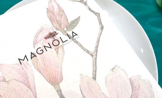 La carta del Magnolia(foto Passera)