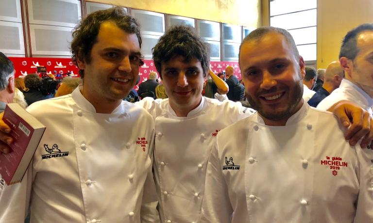 Il trio del Giglio di Lucca