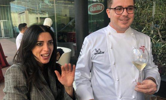 Rossella Audino e Nino Rossi di Qafiz