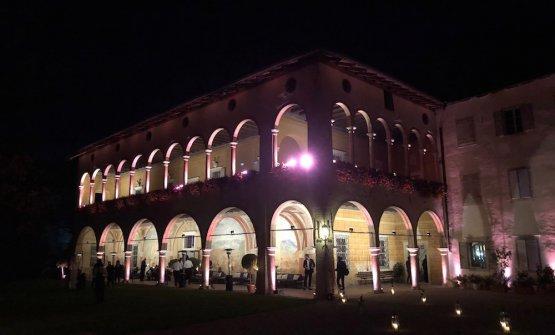 Villa Margon, teatro cinquecentesco della presentazione