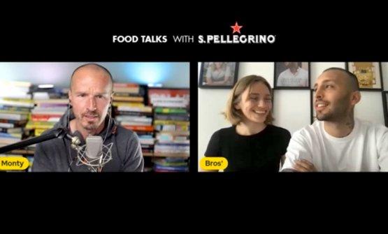 Al terzo giorno di Food Talksdi S.Pellegrino, l&
