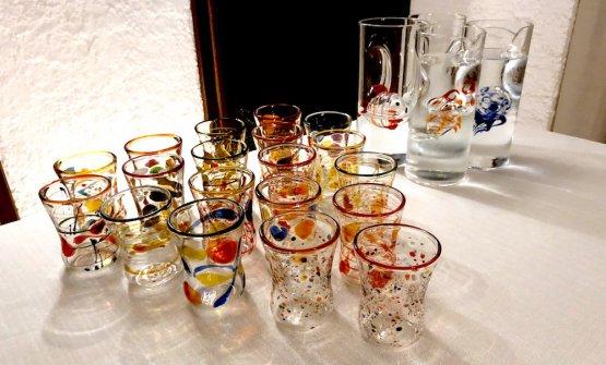 Bicchieri e caraffe di Massimo Lunardon