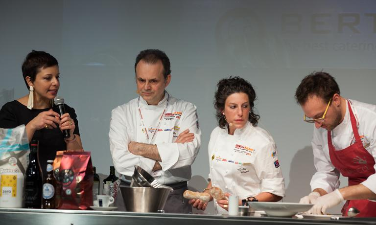 Nicola Portinari, 2 stelle Michelin con La Peca di Lonigo (Vicenza) con Giulia Miatto