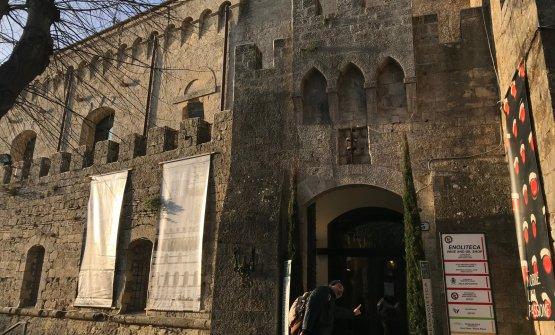 Le degustazioni si sono tenute alla Fortezza di Montepulciano
