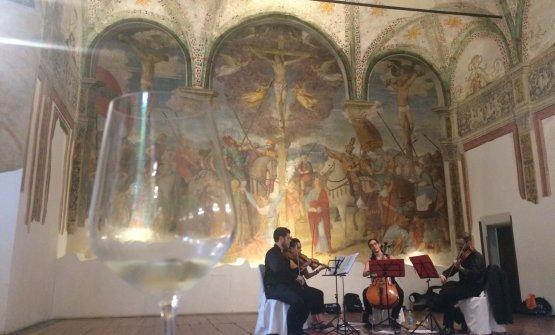 Musica e vino, pienamente in accordo