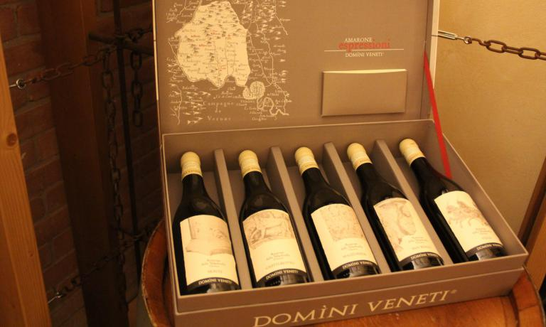 Espressioni è un progetto di Cantine di Negrar che ha l'obiettivo di rappresentare le interessanti e nette differenze che i terroir delle cinque vallate dell'Amarone regalano ai vini che vi nascono
