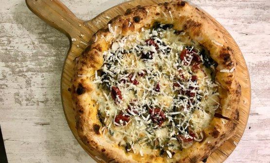 La pizza Valorizzazione dell'amaro