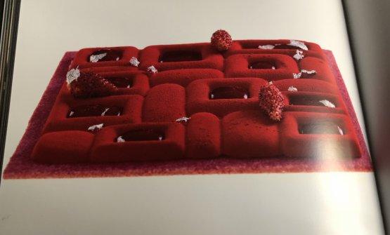 Capitolo Estetica: Torta rossa
