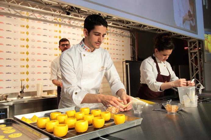 Josep Maria Rodriguez Guerola, La Pastisseria di Barcellona, eleganza spagnola