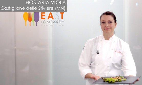 Alessandra Viola, dell'Hostaria Viola di Castiglione delle Stiviere
