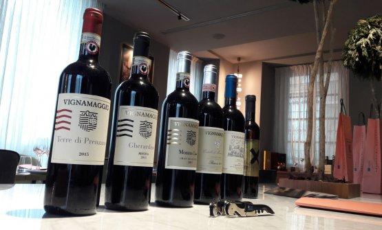 I vini di Vignamaggio in degustazione a Milano