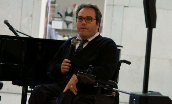 Alberto Fontana, presidente del Centro Clinico NeMO