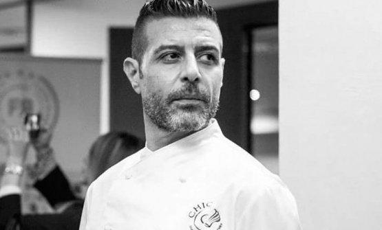 Armando Codispoti, calabrese, classe 1971, da 3 anni chef del ristorante Gavi di Beirut. A luglio aprirà Otium a Milano
