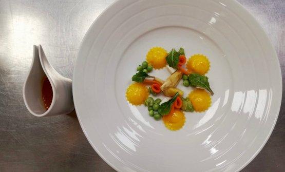 Acquacotta dell'Osteria: la ricetta primaveril