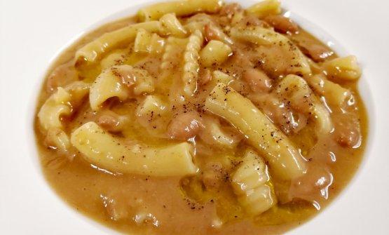 Pasta mista e fagioli diIrina Steccanella,Irin