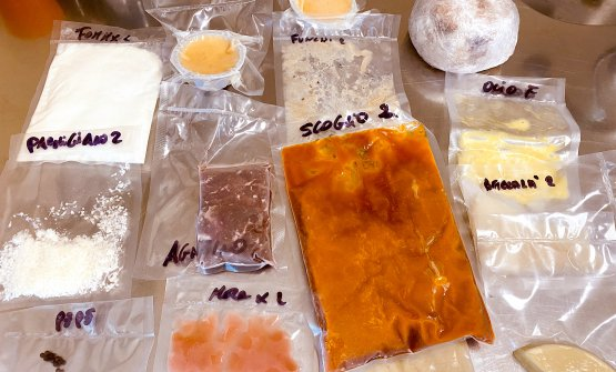 Ingredienti e semilavorati spediti da Giuseppe Ian
