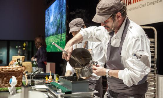 Paul Pairet, chef francese di stanza a Shanghai (U