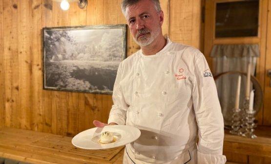 9 piatti d'autunno di Gianni Tarabini, chef al ristorante La Presèf in Valtellina