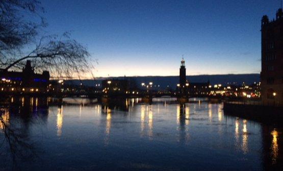 Mentre qui siamo a Stoccolma
