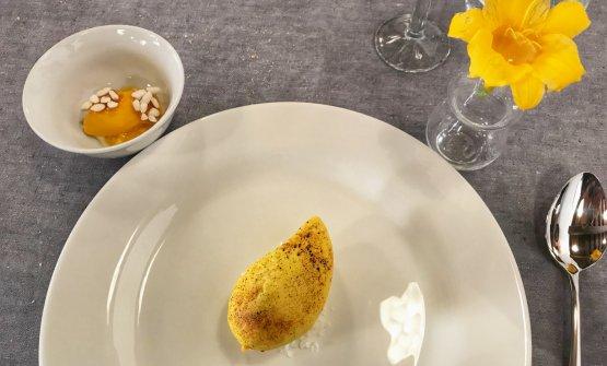 Thai Siam, mango nella sua essenza, coulan, banana, frutto della passione, olio di Oliva Caroli, di Michelangelo Mammoliti