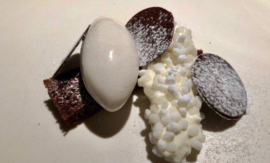 Wasabi e cioccolato