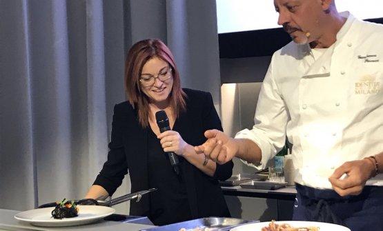Eleonora Cozzella e Gianfranco Pascucci