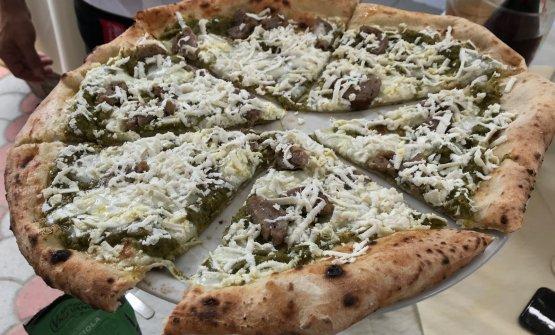 La pizza del territorio di Ciro Salvo