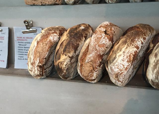 Pane al grano spezzato