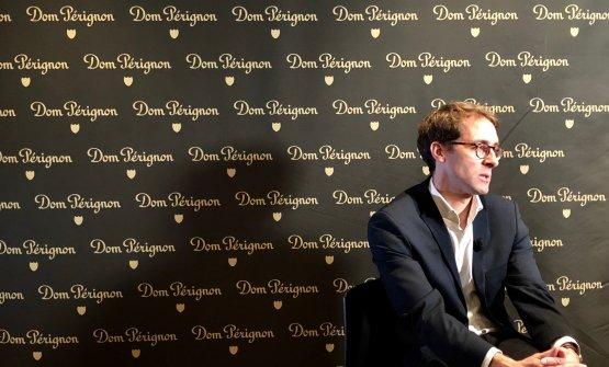 Vincent Chaperon, da gennaio 2019 nuovo chef de cave diDom Pérignon