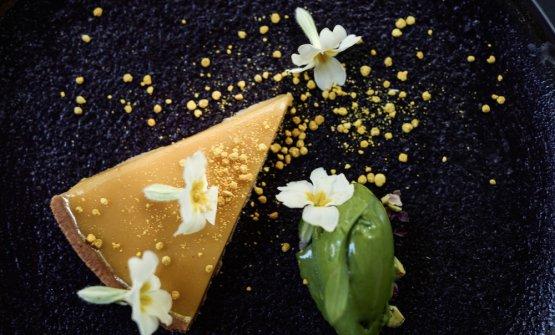 Torta al miele di primavera