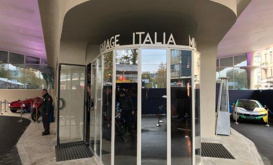 Garage italia la risto officina di lapo e cracco com 39 e cosa si mangia - Garage italia ristorante milano ...