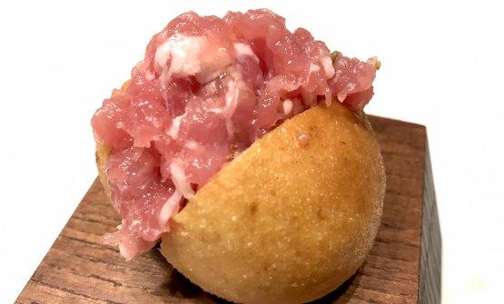 Bao e salsiccia