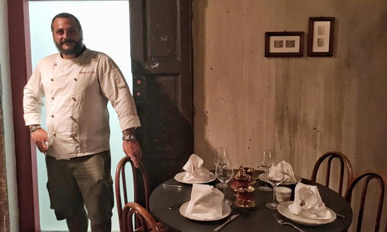 Misha Sukyas, 36 anni, padre armeno e madre milanese