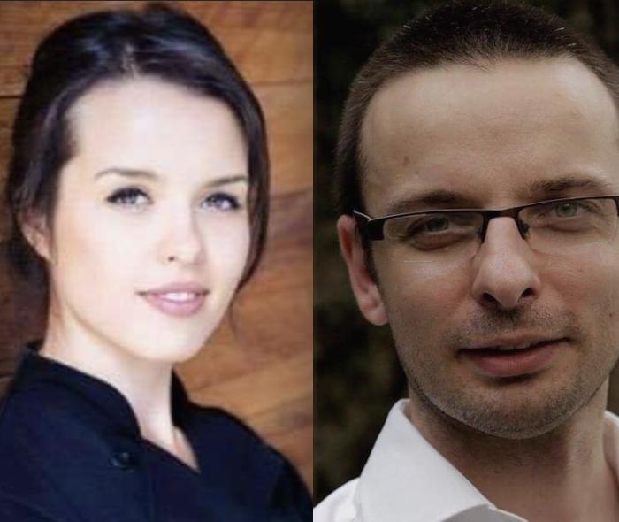 Adria Marina e Beniamin Chalupinski