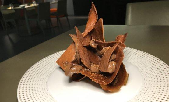 Crosta al cioccolato