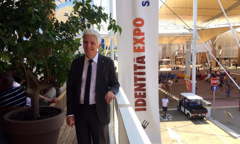 Massimo Bray, direttore generale della Treccani, l
